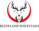 Bluffland Whitetail Deer Logo